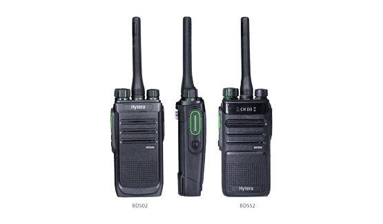 BD5 Series  Digital Radios