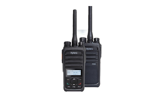 PD5 Series Digital Radios